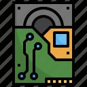 hard, disk, drive, hardware, ui