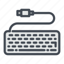 board, computer, device, hardware, input, key, keyboard icon