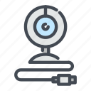 cam, camera, computer, web, webcam