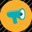 speaker, loud, loudspeaker icon