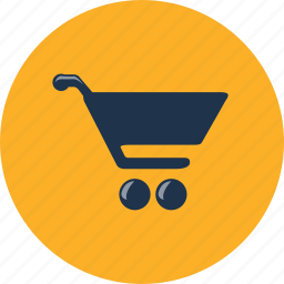 add, basket, buy, cart, ecommerce, shopping, trolley icon