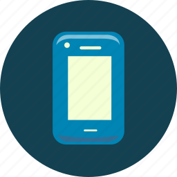 cell, device, message, mobile, phone, screen, smartphone icon