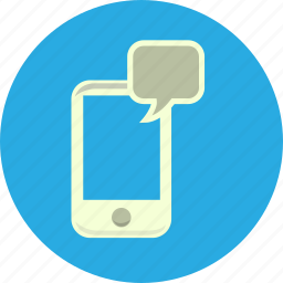 bubble, chat, communication, conversation, message, sms, talk icon