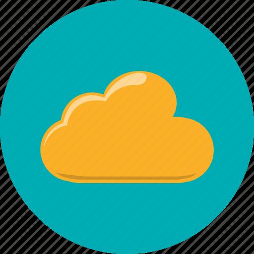 cloud, computing, data, database, network, storage, upload icon