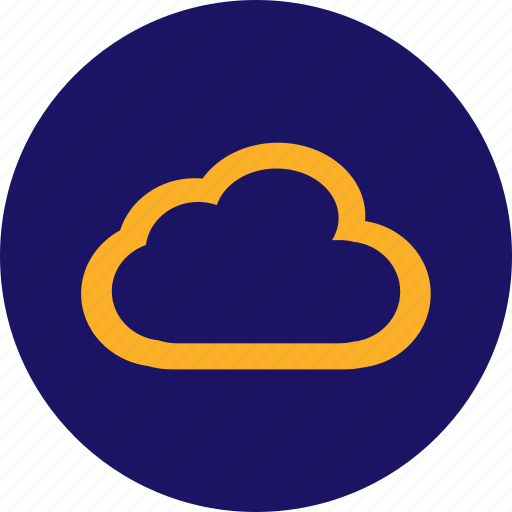 cloud, communication, computing, database, internet, network, storage icon