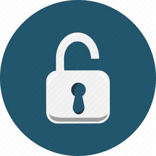 lock, padlock, password, privacy, protect, safety, unlock icon