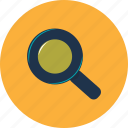explore, find, magnifier, optimization, search, seo, web icon