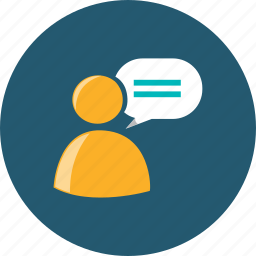 chatting, communication, connection, interaction, message, profile, user icon