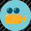 camcoder, camera icon