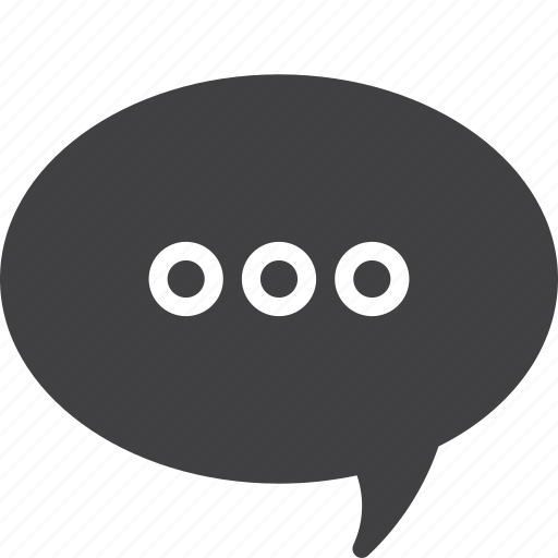 Bubble, chat, message, speech icon - Download on Iconfinder