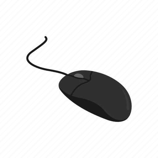 Computer, device, mouse, peripherals, technology, wired mouse icon - Download on Iconfinder