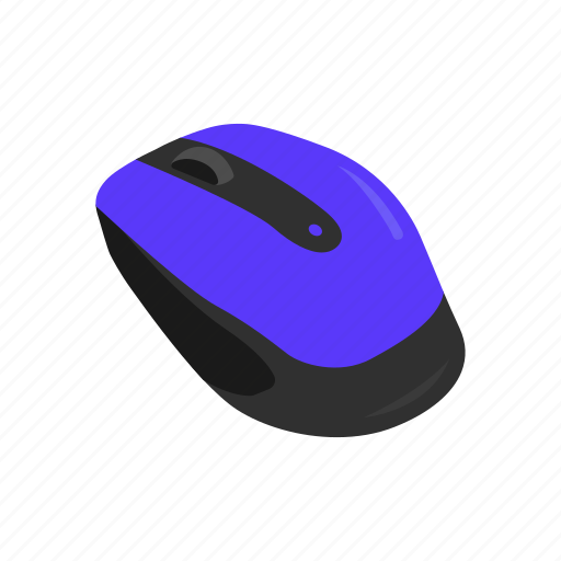 bluetooth mouse, computer, computer peripherals, device, mouse, peripherals, technology icon