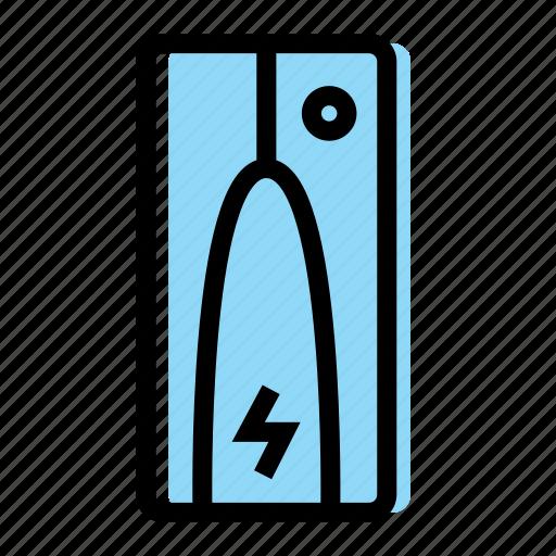 computer, power, stuff, supply, ups, volt icon
