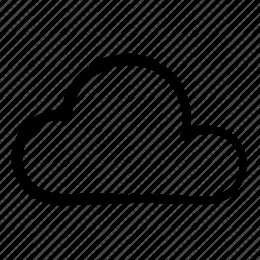 cloud, computer, hardware, programming, service, webdesign icon