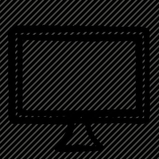 computer, display, hardware, programming, service, webdesign icon