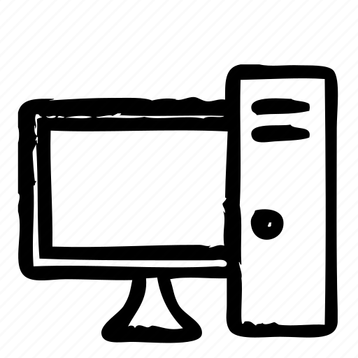 computer, hardware, programming, service, webdesign, workstation icon