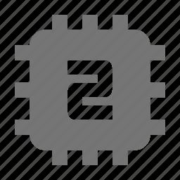 computer chip icon