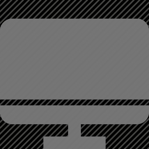 monitor, screen icon