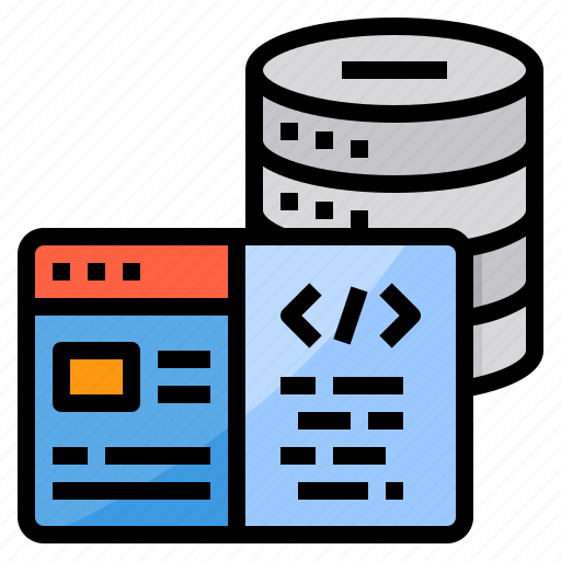 cloud, computer, data, security, server, technology, web icon