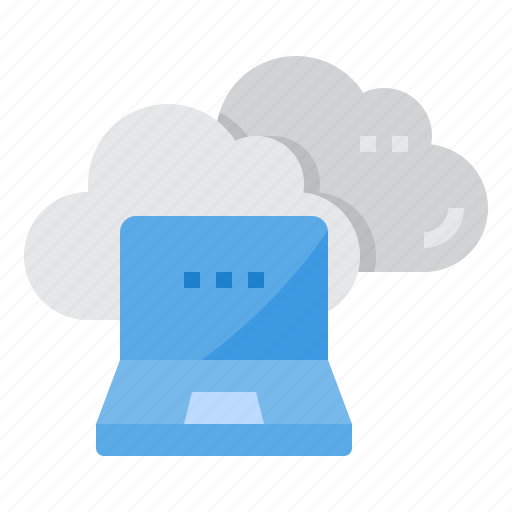 cloud, computer, security, server, technology icon