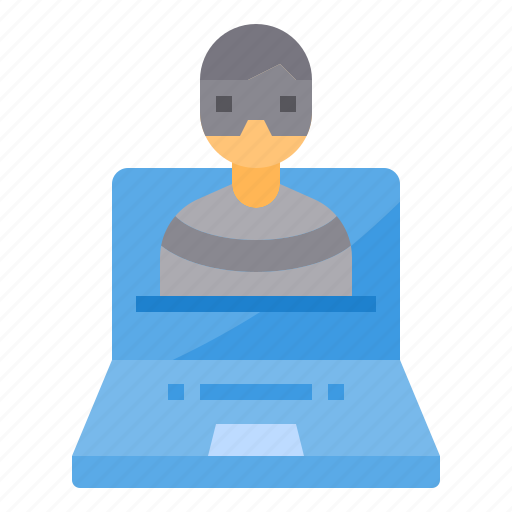 cloud, computer, hacker, security, server, technology icon