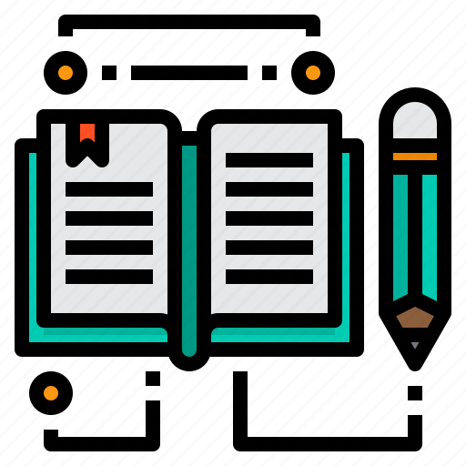 book, education, learning, school, student, study icon