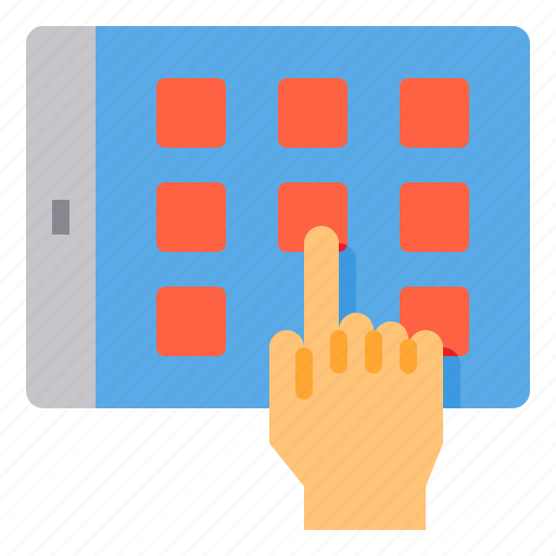 application, education, learning, school, student, study, tablet icon