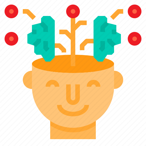 brain, education, human, learning, school, student, study icon