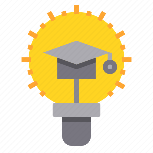 education, innovation, learning, school, student, study icon