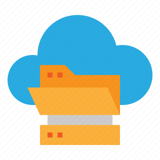 cloud, online, server, storage icon