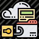 data, digital, files, locked, security