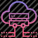 backup, cloud, data, server