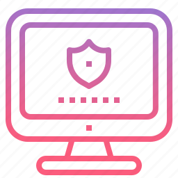 antivirus, firewall, security, shield icon