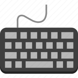 computer, enter, keyboard icon