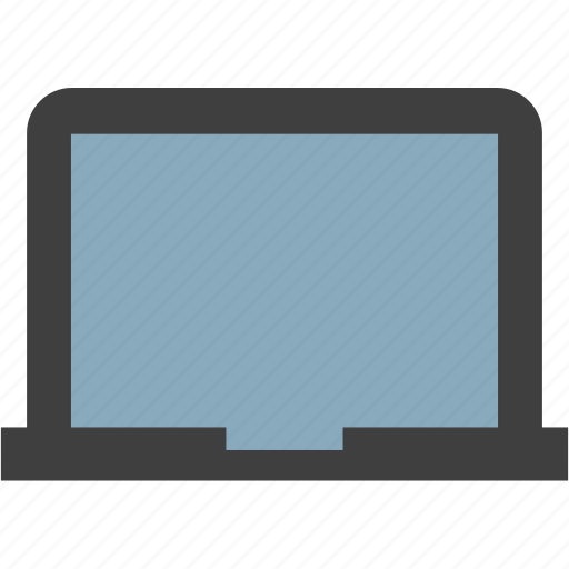 computer, laptop, monitor, notebook, screen icon