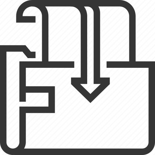 computer, document, download, file, folder, internet, share icon