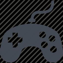 computing, control, handling, joystick icon