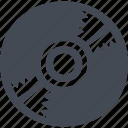 computing, disk, network, storage icon
