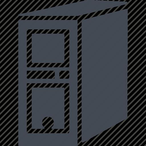 computer, computing, cpu, technology icon