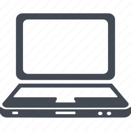 computer, computing, internet, laptop icon