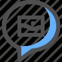 chat, images, communication, message, bubble, conversation, text