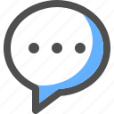 chat, writing, communication, message, bubble, conversation, text
