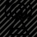 signal, anthena, communication icon