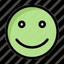 emoji, emoticon, face, smiley, smiley emotion