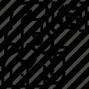concept, formula, management, process, sequence icon