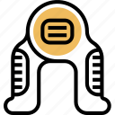 hand, grip, strengthener, muscle, equipment icon