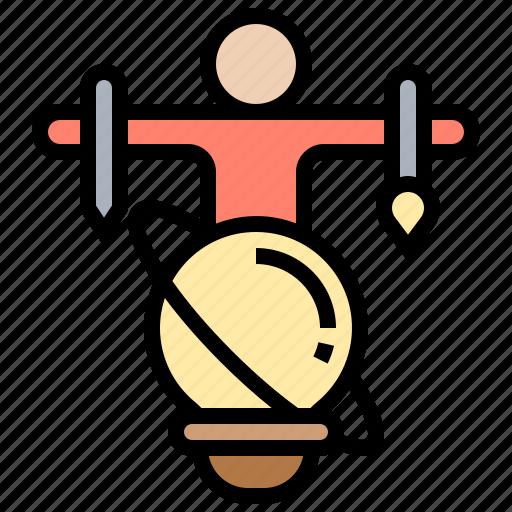 brainstorm, creative, generate, idea, lightbulb icon