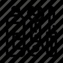 conditioner, repair, tool icon