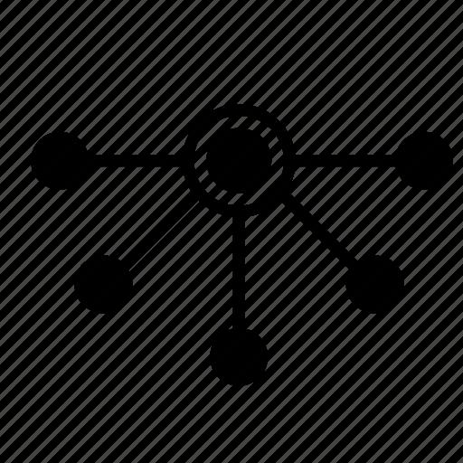 internet, network, scheme, web icon