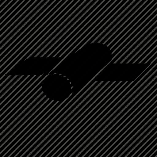connection, internet, satellite, web icon